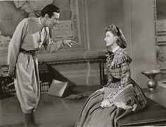 Rex Harrison and Irene Dunne - Movie Monday: Anna and the King of Siam - a review by Me and My SoldierMan