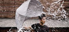 red dot online: design concept - Rain Shield