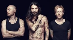 """No one needs a seventh album by any band but we wanted to make the seventh album people needed to hear"" - the unstoppable Biffy Clyro"