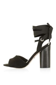 ROYAL Ankle-Tie High Sandals