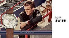 Szukasz idealnego zegarka do jesiennej stylizacji? Tommy Hilfiger prezentuje w tym sezonie przepiękne modele. Przyjdź i zobacz całą kolekcję w butiku SWISS w Porcie Łódź.