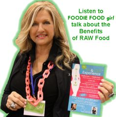 Benefits of Eating Raw Food Talk at Toronto Health Show - VeRAWonica ~ The Foodie Food Girl Plant Based Recipes, Raw Food Recipes, Food Events, Eating Raw, Raw Vegan, Toronto, Benefit, Community, Healthy
