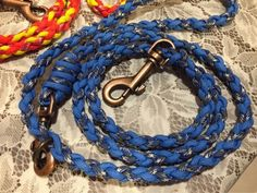 Paracord Dog Leash 4 cords