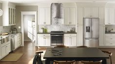Instantly Replenishable Appliances - The Whirlpool Smart Kitchen Suite Will Debut at CES 2016 Bronze Kitchen, Outdoor Kitchen Design, Kitchen Remodel, Kitchen Design, Outdoor Kitchen Appliances, Kitchen Design Trends, Kitchen Suite, Remodeling Trends, Smart Kitchen
