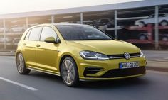 VW gives Golf advanced tech to challenge BMW, Mercedes