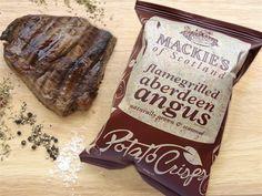 Flamegrilled Aberdeen Angus potato crisps