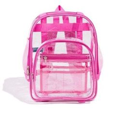 Shop for JanSport Mesh Backpack in Pink at Journeys Shoes. | Clear ...