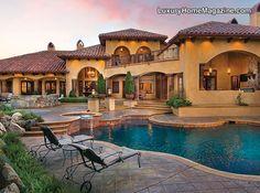 Luxury Home Magazine Sacramento #Luxury #Homes #Pools #Backyards
