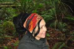 Headband Dread Wrap Women's Headband Gypsy by IntergalacticApparel