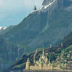 17 Fictional Locations You Can Actually Visit. Arandelle from Frozen is on this list. Guess I need to go to Norway.