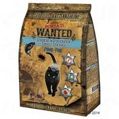 Porta 21 Wanted Vis Kattenvoer