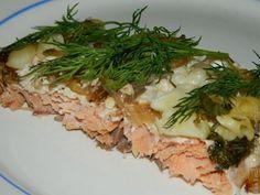 Горбушу любят у меня и муж и дочка. У меня тоже эта рыбка на хорошем счету. Поэтому блюда из нее я готовлю частенько. Этот рецепт мне нравится своей универсальностью и сытностью. И...