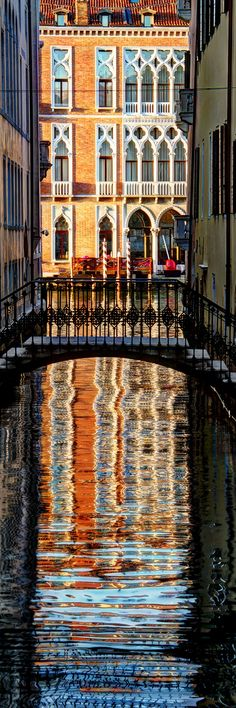 Venetian Bridge - Photo from #treyratcliff Trey Ratcliff at http://www.StuckInCustoms.com