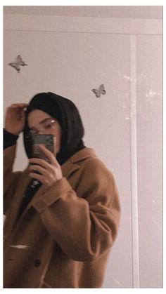 Niqab Fashion, Modest Fashion Hijab, Modern Hijab Fashion, Street Hijab Fashion, Casual Hijab Outfit, Hijab Fashion Inspiration, Hijab Chic, Muslim Fashion, Fashion Outfits