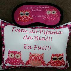 Kit Festa do Pijama Personalizados