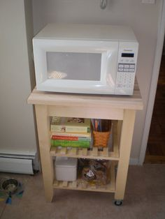 10 Microwave Placement Options Ideas Microwave In Kitchen Microwave Kitchen Design