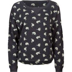 Kitten Sweatshirt!