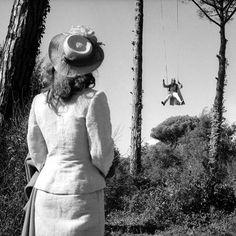 """Lo sceicco bianco"" (1952), directed by Federico Fellini."