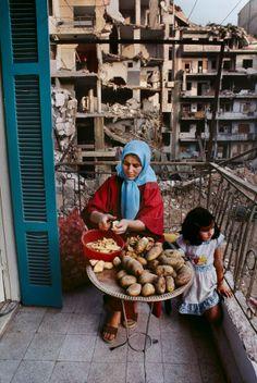 Lebanon,by Steve McCurry