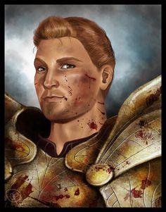 Dreamy Alistair - Dragon Age: Origins