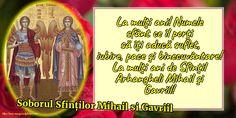 Felicitari de Sfintii Mihail si Gavril: 8 Noiembrie - Pagina 6 - mesajeurarifelicitari.com