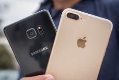 iPhone 7 Plus vs Galaxy Note 7 Camera Shootout