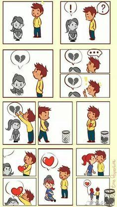 New Funny Love Drawings Beautiful Ideas Cute Couple Comics, Couples Comics, Funny Couples, Cute Anime Couples, Couple Cartoon, Relationship Comics, Funny Drawings, Cute Love Drawings, Cute Stories