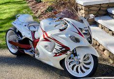 Custom Street Bikes, Custom Sport Bikes, Drag Bike, Vespa Scooter, Orange County Choppers, Suzuki Hayabusa, Hot Bikes, Cool Motorcycles, Superfly