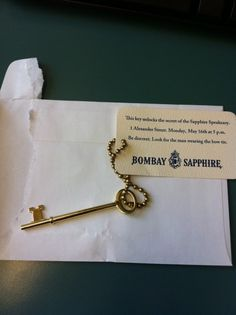 """""""Key to the future"""" invitations; great for graduation, retirement, or promotion parties..."""