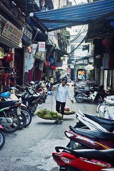 Old City - Hanoi, Vietnam