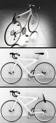 Saddle Lock | Shared from http://hikebike.net