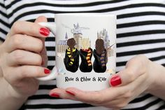 Bff Christmas Gifts, 3 Best Friends, Magical Images, Chocolate Frog, Gifts For My Sister, Harry Potter Mugs, Great Birthday Gifts, Handmade Design, Guys And Girls