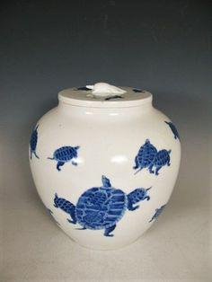 Hirado Porcelain Mizusashi