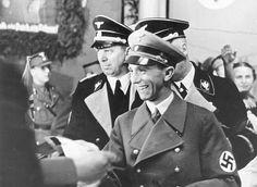 Joseph Goebbels in Vienna