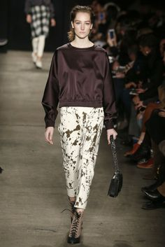 Rag & Bone RTW Fall 2014 - Slideshow - Runway, Fashion Week, Fashion Shows, Reviews and Fashion Images - WWD.com