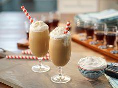 Stout and Caramel Milkshakes recipe from Valerie Bertinelli via Food Network