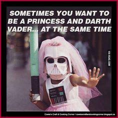 Luke, I'm Your Daughter!!!!