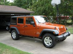 STILL Searching for this one!!!  I WANT the Mango Tango Jeep!!!