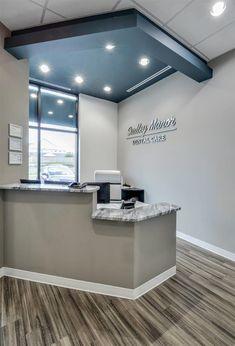 This portfolio is about Sudley manor dental care interior design in MANASSAS VA Filigranes Design, Design Salon, Clinic Interior Design, Clinic Design, Healthcare Design, Dental Office Design, Home Office Design, Dental Offices, Office Designs