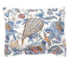 Merion Palampore Duvet Cover & Sham | Pottery Barn