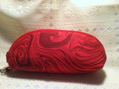 Red  Marble Mod Eleaf Cool Fire Seigel ECig Vape Case Handmade