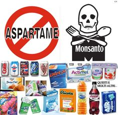 What? That can't be right, you are likely thinking.  It is.  The methanol in aspartame affects the dopamine system of the brain causing addi...
