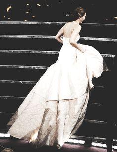 Jennifer Lawrence, Oscar 2013, Vestido, Dior