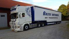 Cool Trucks, Big Trucks, Road Train, Semi Trucks, Buses, Trailers, Sweden, Cars, Vehicles