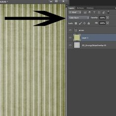 How to Quickly Change Blending Modes