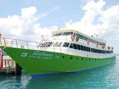 Phuket Ferry To Koh Phi Phi