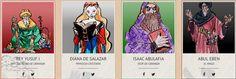 AlhambraQuest, el proyecto transmedia de la UGR