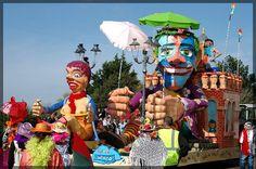 ACTIVITES:D�couverte du carnaval de Dunkerque