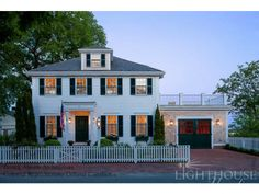 #Martha's Vineyard Real Estate South Water Street home for sale Edgartown In-town www.lighthousemv.com