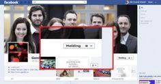 """Send en """"innboksmelding"""" til bedriften på Facebook via deres Facebook-side."""